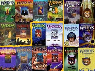 warrior cats literature tv tropes
