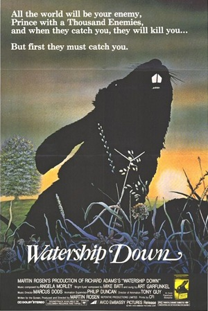 a focus on the character hazel in the story watership down Leadership uncovered richard adams' story watership down tells a tale of the strain of a small warren of rabbits and the transformation of the main character hazel.