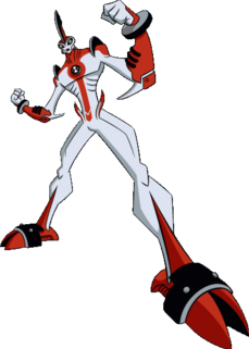 Ben 10 Omnitrix Aliens / Characters - TV Tropes