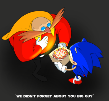 sonic the hedgehog heartwarming tv tropes