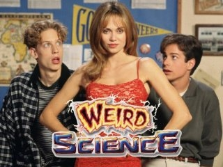 Image result for weird science television series