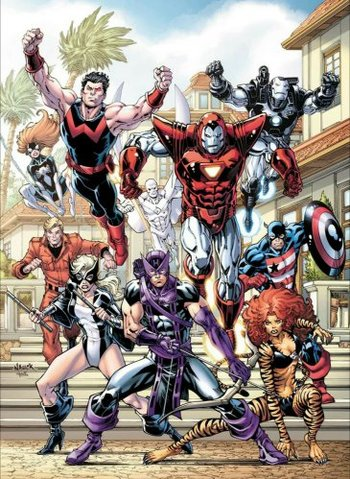 https://static.tvtropes.org/pmwiki/pub/images/west_coast_avengers_best_coast.jpg