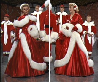Carol heiss s skating dress from snow white and the three stooges
