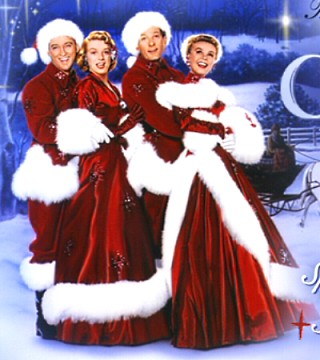 white christmas film tv tropes - The Movie White Christmas