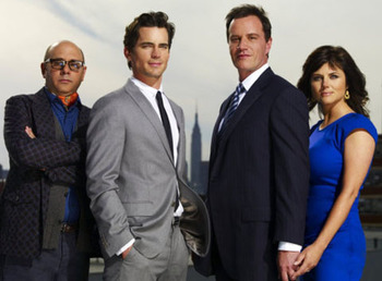 neal caffrey personality type