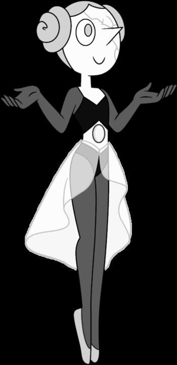 Steven Universe — Homeworld Gems / Characters - TV Tropes