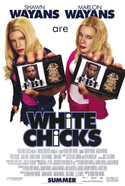 white chicks ganzer film