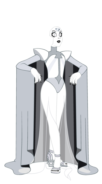 Steven Universe White Diamond Characters Tv Tropes