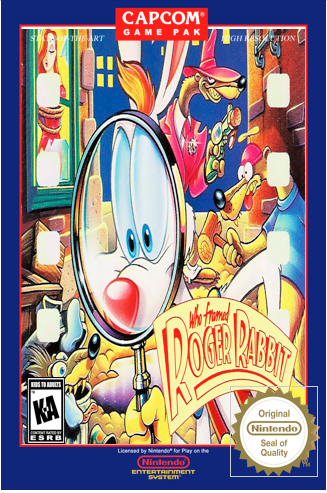 Who Framed Roger Rabbit Video Game Tv Tropes