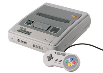 Super Nintendo Entertainment System / Useful Notes - TV Tropes