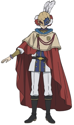 Black Clover / Characters - TV Tropes