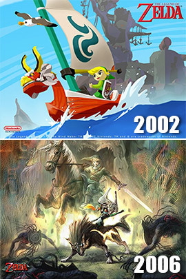 competitive price 62a41 8c2be The Legend of Zelda (Franchise) - TV Tropes