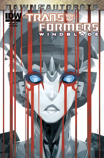 The Transformers Windblade Comic Book Tv Tropes