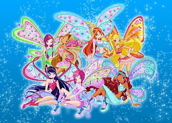 Winx Club Main Characters / Characters - TV Tropes