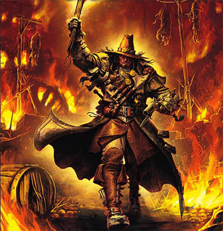 Warhammer 40K Witch Hunters