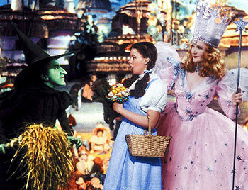 Good Witch Versus Bad Witch - TV Tropes