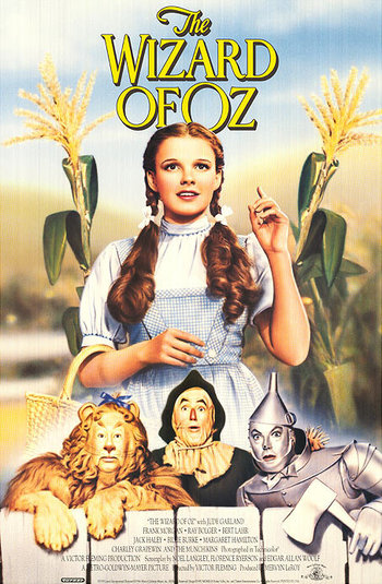 Wizard of oz parody movie