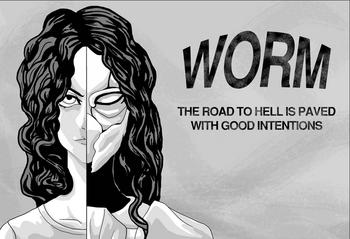 Worm (Literature) - TV Tropes