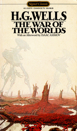 The War of the Worlds (Literature) - TV Tropes