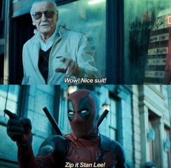 How To Get Stan Lee In Deadpool S Room
