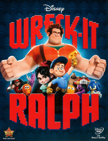 Wreck-It Ralph / Disney - TV Tropes