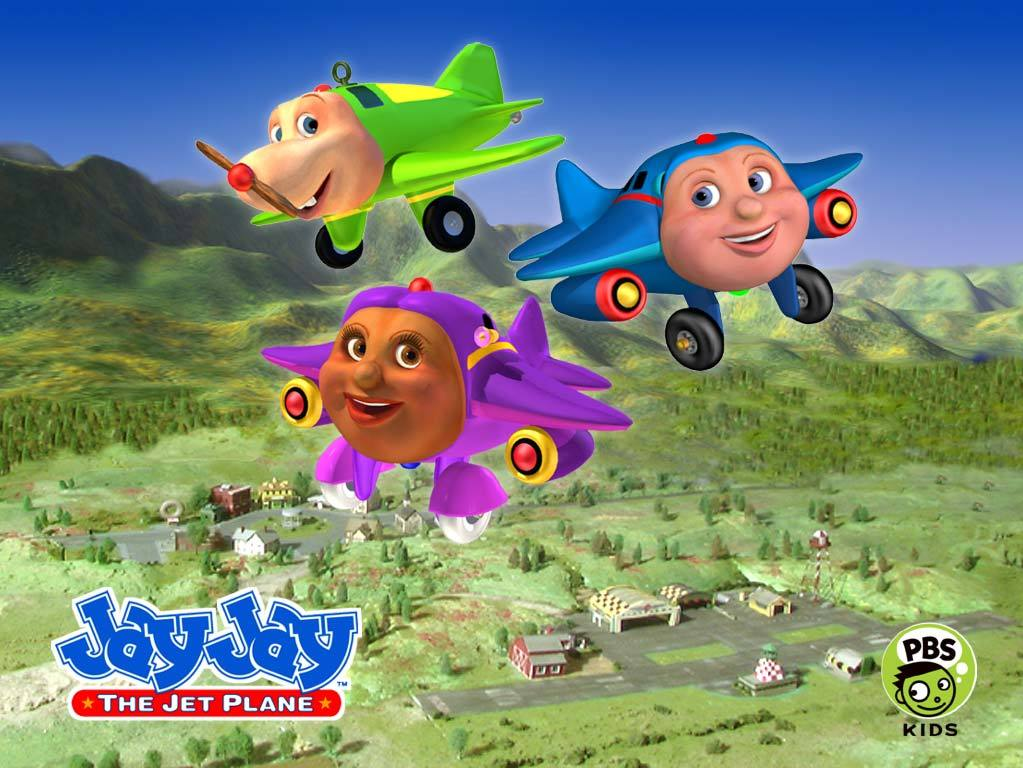 Jay Jay the Jet Plane (Western Animation) - TV Tropes