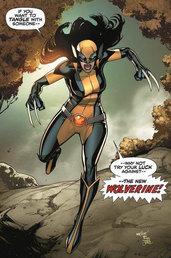 Needs Help Comic Book X 23 Tv Tropes Forum