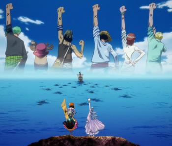 One Piece / Heartwarming - TV Tropes