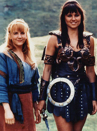 Xena fisting gabrielle fan fiction think