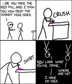 http://static.tvtropes.org/pmwiki/pub/images/xkcd_566_-_matrix_revisited_-_the_third_option_is_drugs_8488.png