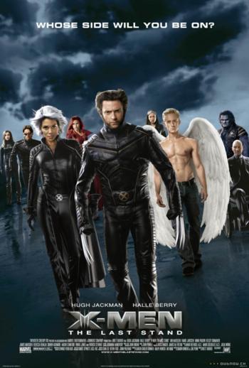 X-Men: The Last Stand (Film) - TV Tropes