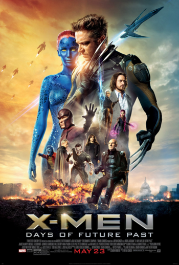 X Men Days Of Future Past Film Tv Tropes