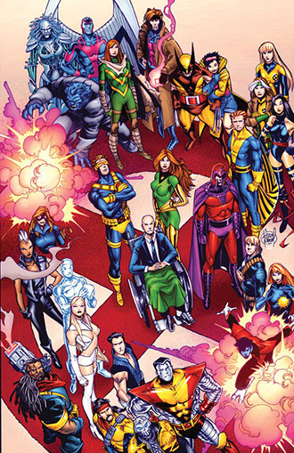 X-Men (Comic Book) - TV Tropes