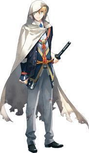 touken ranbu characters