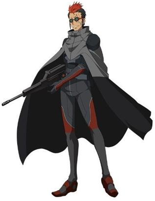 Voiced By Gou Shinomiya Japanese Chris Tergliafera English