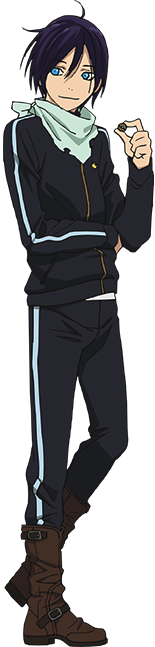 35pcs Noragami Characters Card Stickers Stray God Aragoto ... |Noragami All Characters