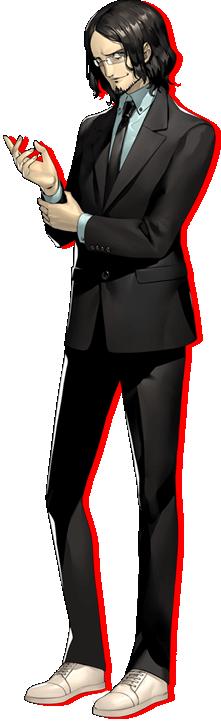 Persona 5 Scramble The Phantom Strikers Characters Tv Tropes