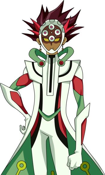 Yu-Gi-Oh! VRAINS / Characters - TV Tropes
