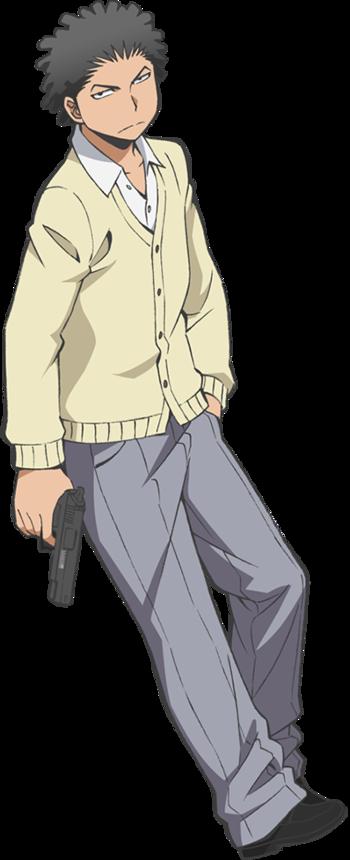 Assassination Classroom - Class 3-E / Characters - TV Tropes
