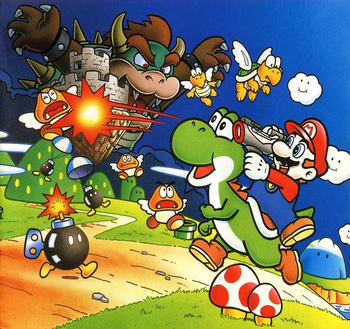 https://static.tvtropes.org/pmwiki/pub/images/yoshis_safari_group_art.png