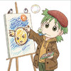 https://static.tvtropes.org/pmwiki/pub/images/yotsuba_and_painting.jpg