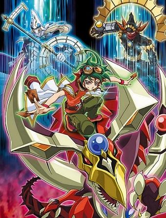 Yu Gi Oh Arc V Anime Tv Tropes