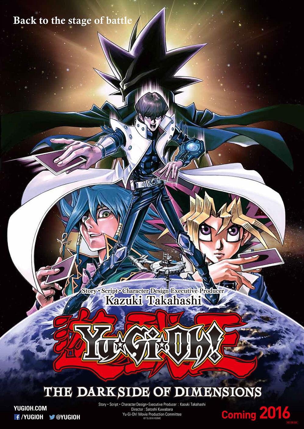 Anime yu gi oh the dark side of dimensions