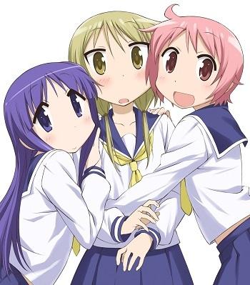 Resultado de imagen para Yuyushiki