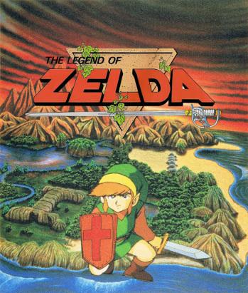 The Legend Of Zelda Video Game Tv Tropes