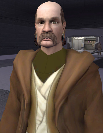 Knights of the Old Republic II: The Sith Lords / Characters