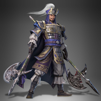dynasty warriors wei kingdom characters tv tropes