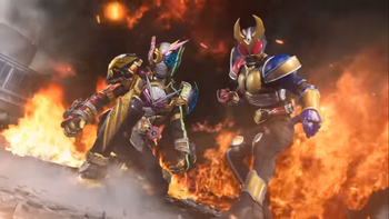 Kamen Rider Zi-O / Awesome - TV Tropes