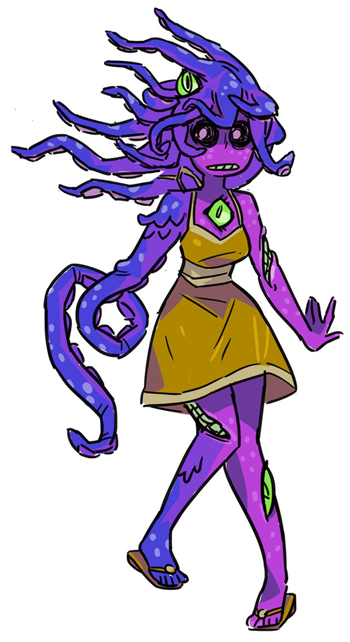 monster prom characters scott