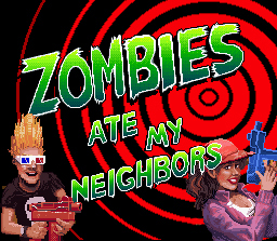 Image result for zombies ate my neighbors